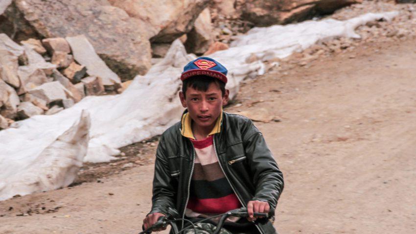 Childrens of Chitkul - Chikul Travel Guide