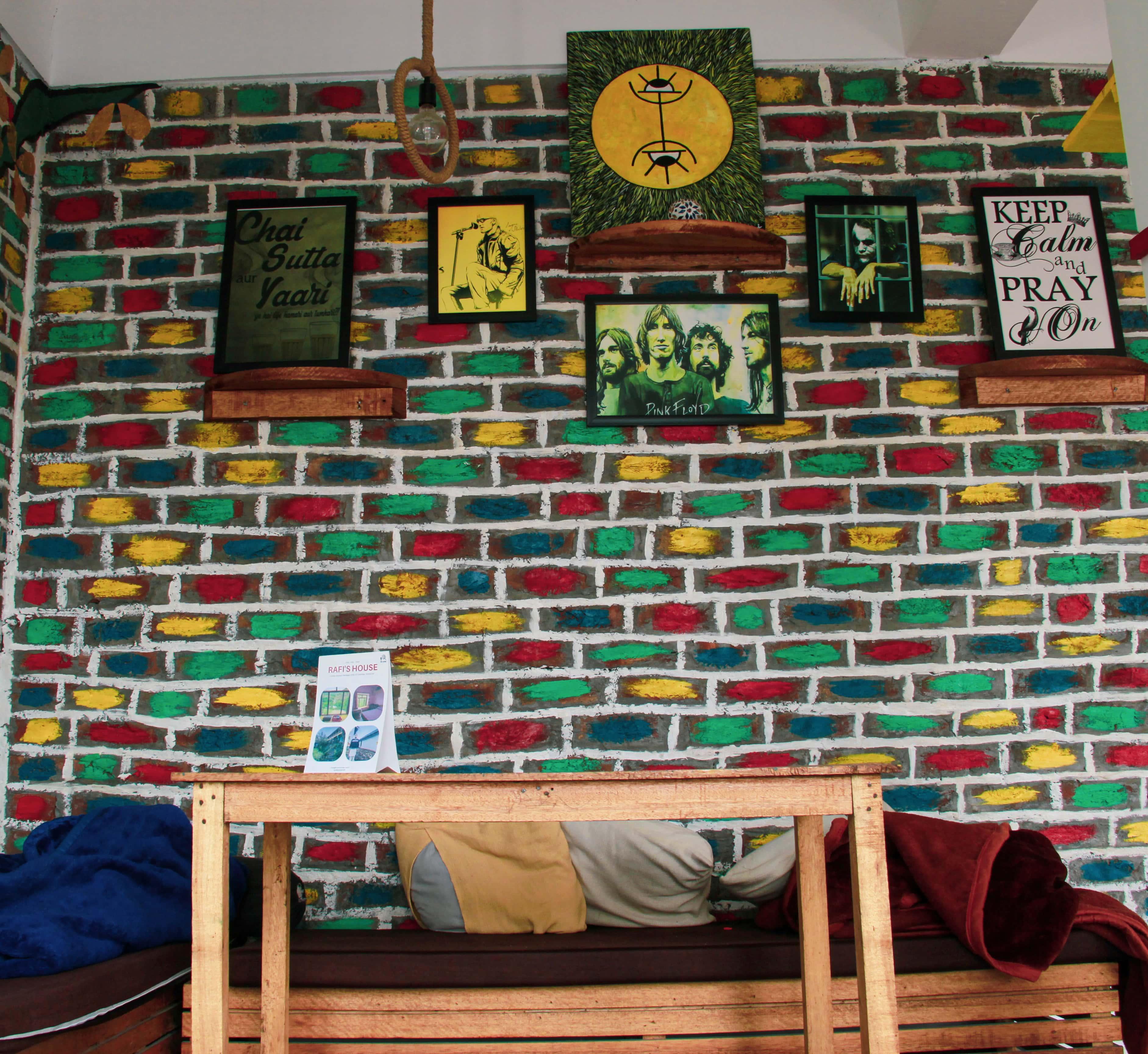 HostelLaVie Common room