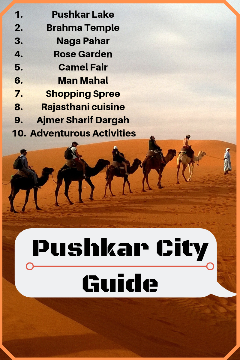 Pushkar City Guide