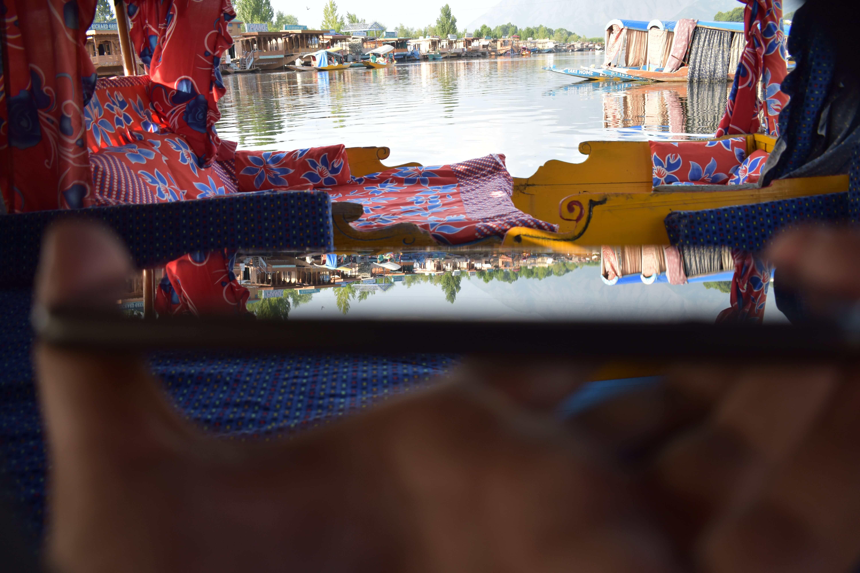 I saw Srinagar like this - Beautiful from every angle
