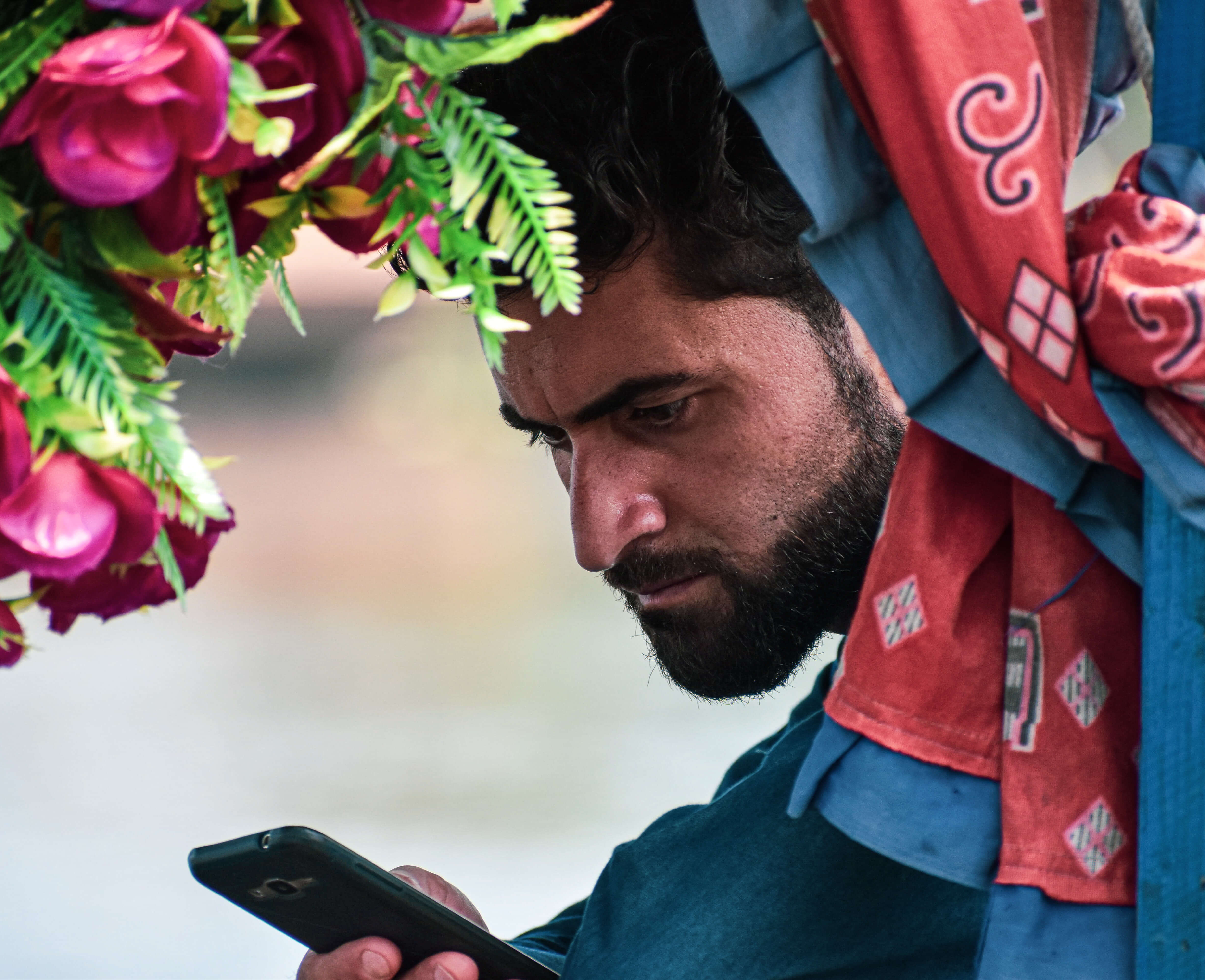 Photography in Dal Lake