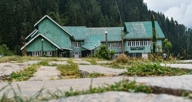 A Hotel and Restaurant from J&K Tourism Corp. Department