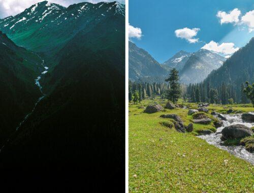 Aru Valley Pahalgam - A Complete Guide