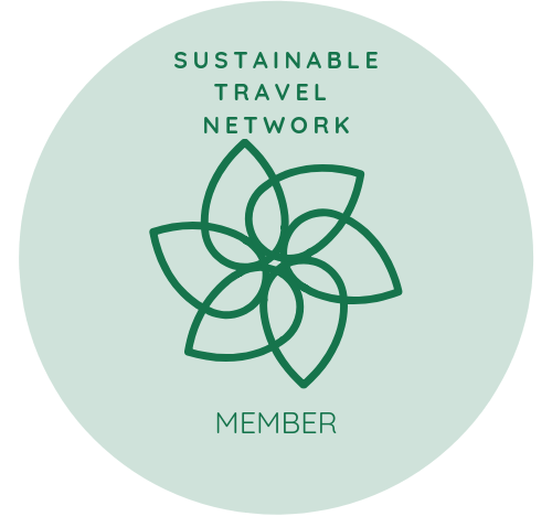 Member of Sustainable Travel Network