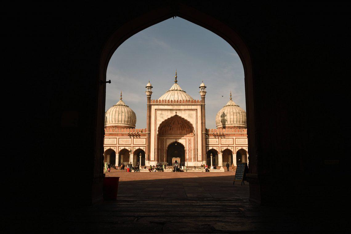 some useful points on jama masjid delhi