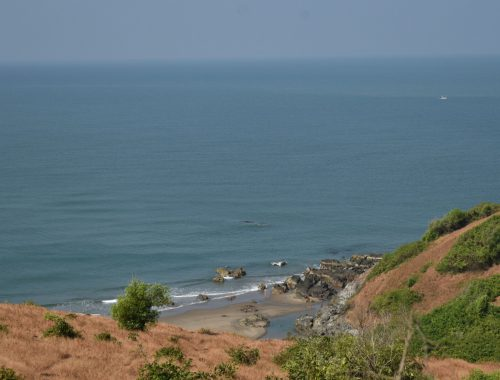 Goa travel guide for spending 1 month under 11k budget