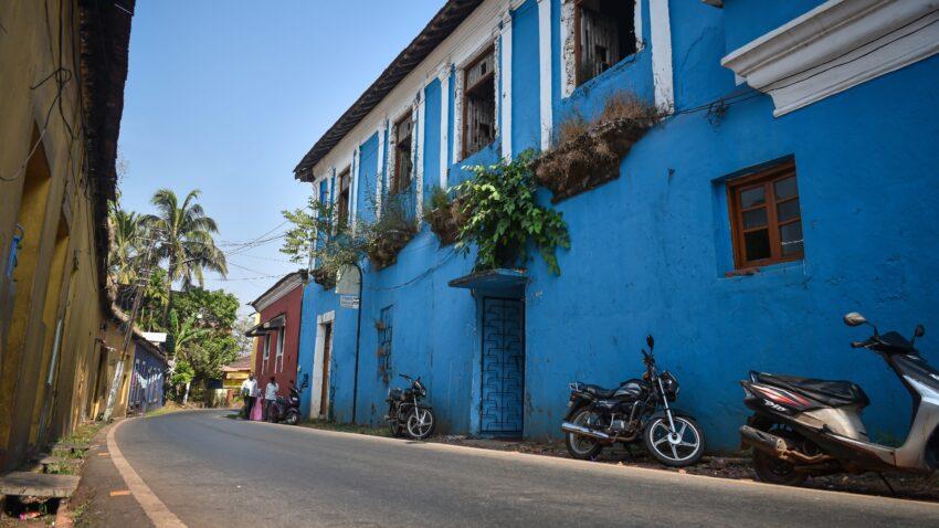 Streets of Goa