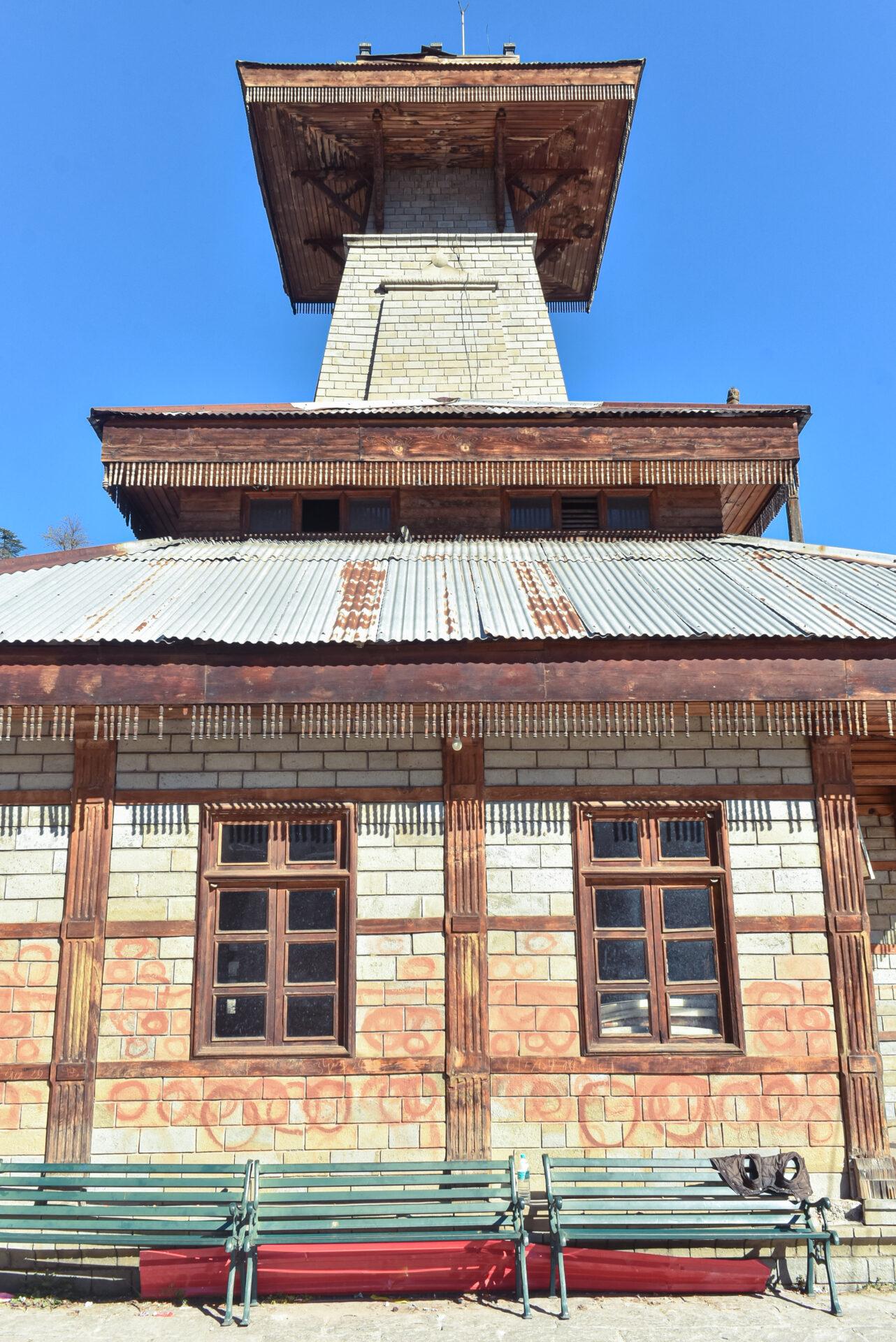 Manu Temple Old Manali