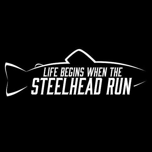 Steelhead Run Decal