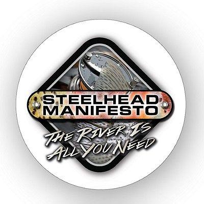 Steelhead Manifesto Decal