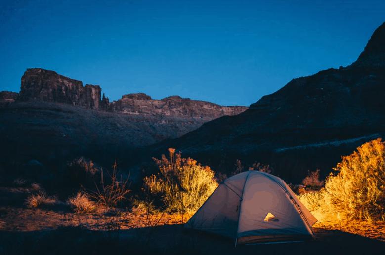 Accommodation Bucket List Camping