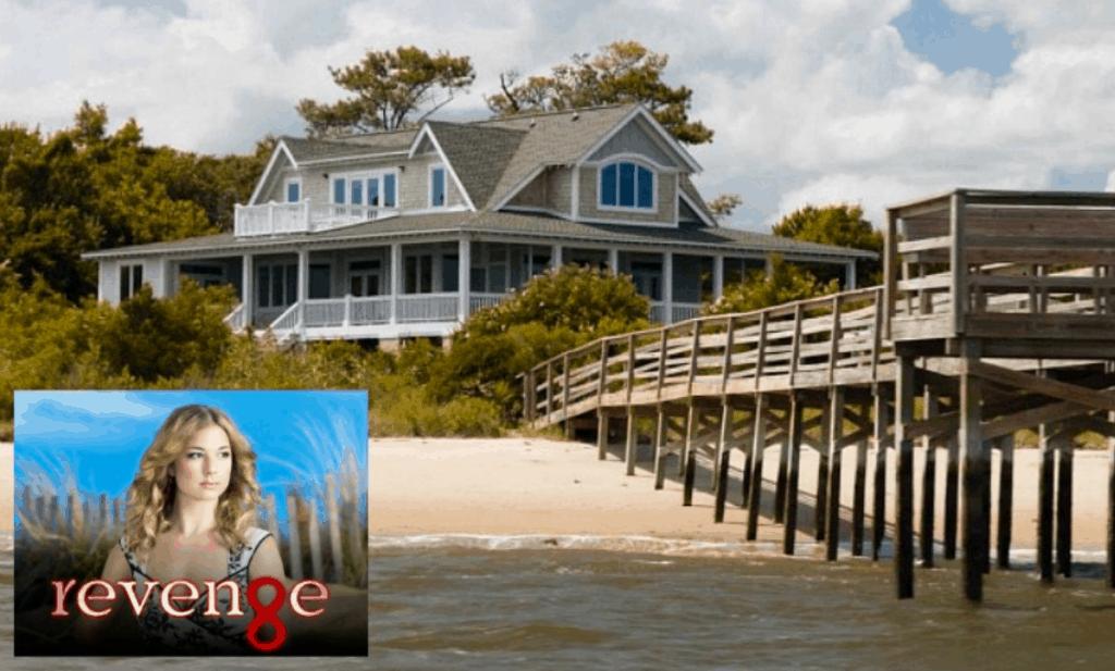 Revenge Beach House in the Hampton