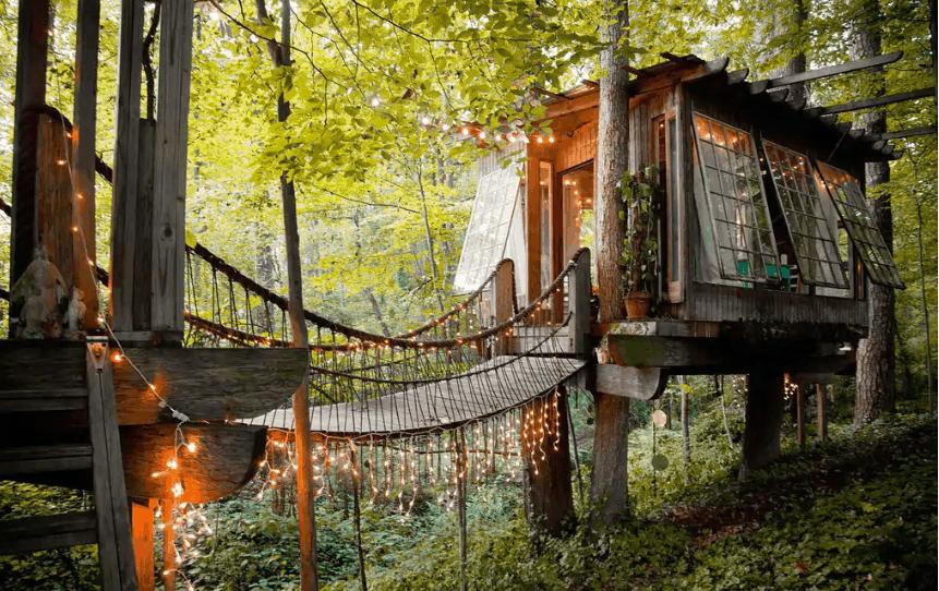 TreeHouse BucketList