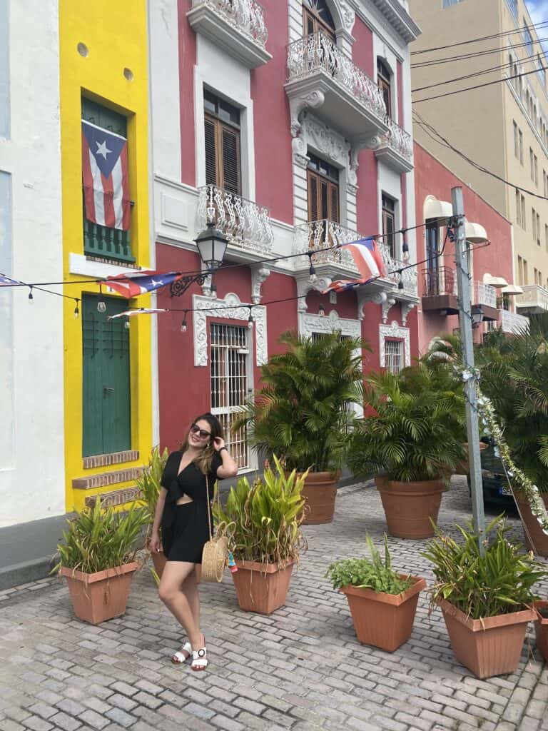 What to wear in Old San Juan Puerto Rico