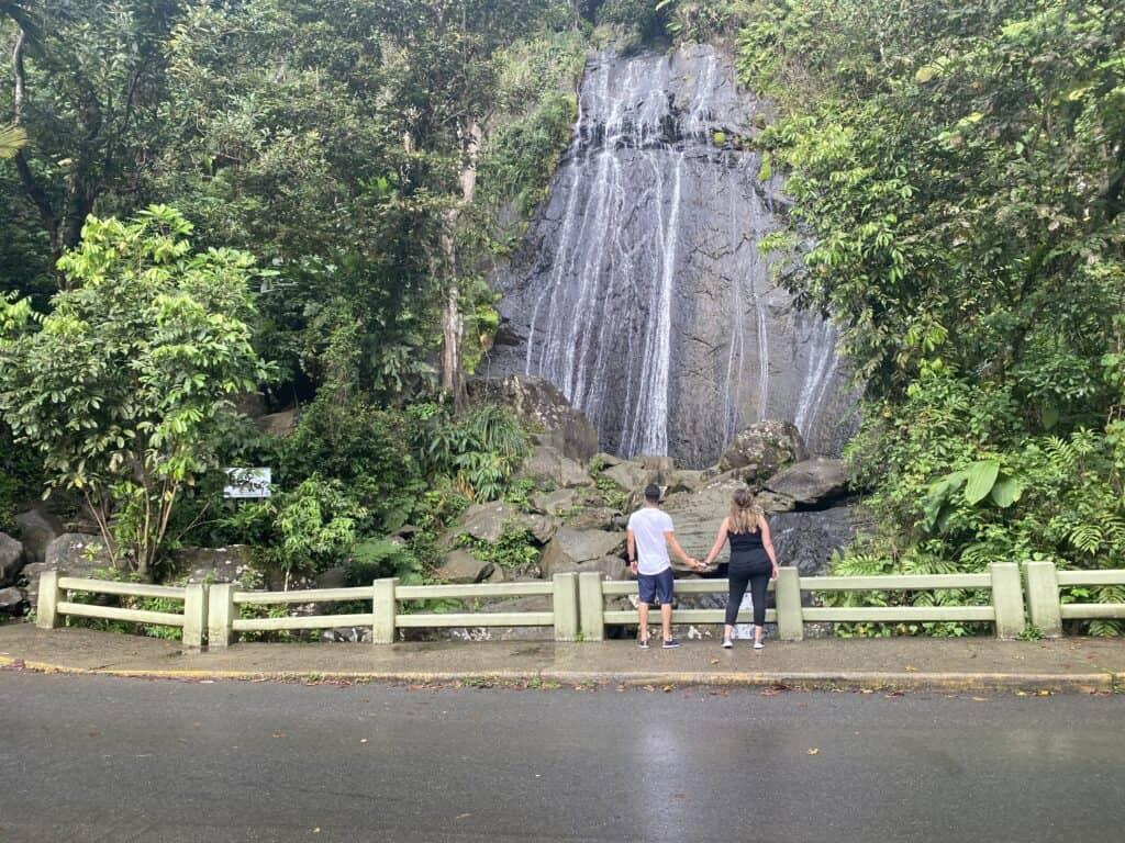 La Coca Falls El Yunque