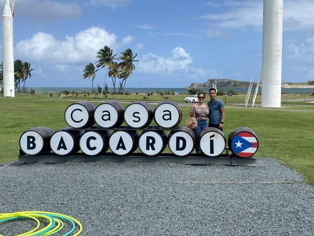 Casa Bacardi - Factory Tour