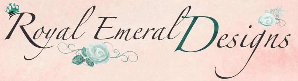 Royal Emerald Designs Etsy Shop