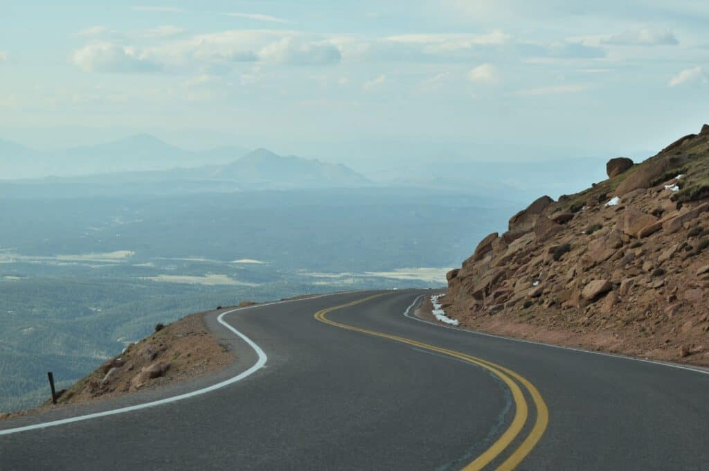 Is Driving Pikes Peak Road Safe?