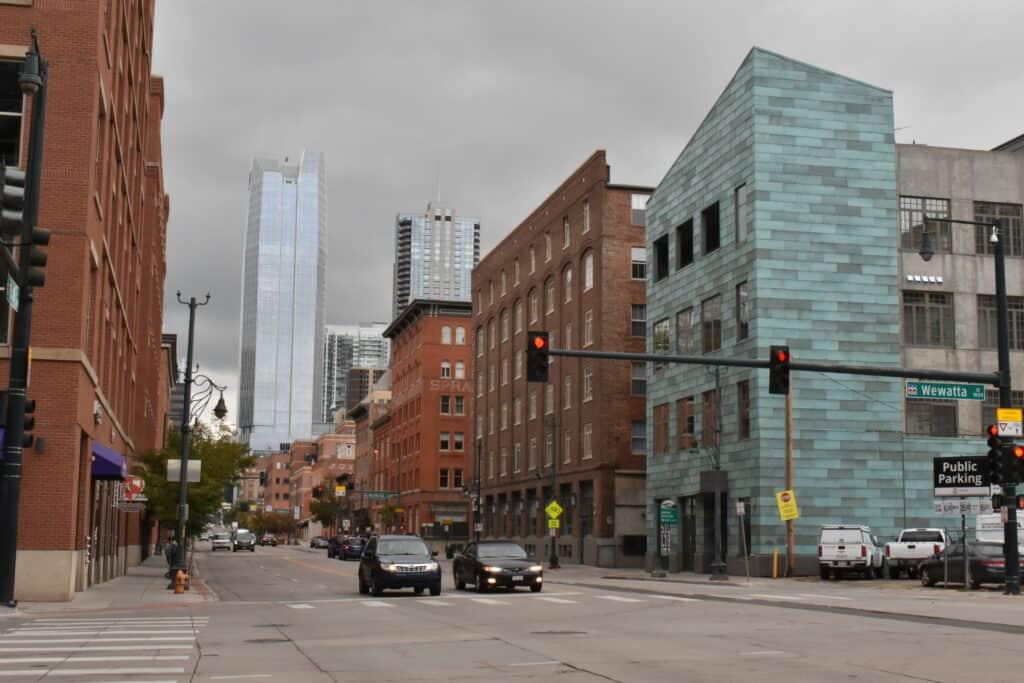 Denver LoTown Street