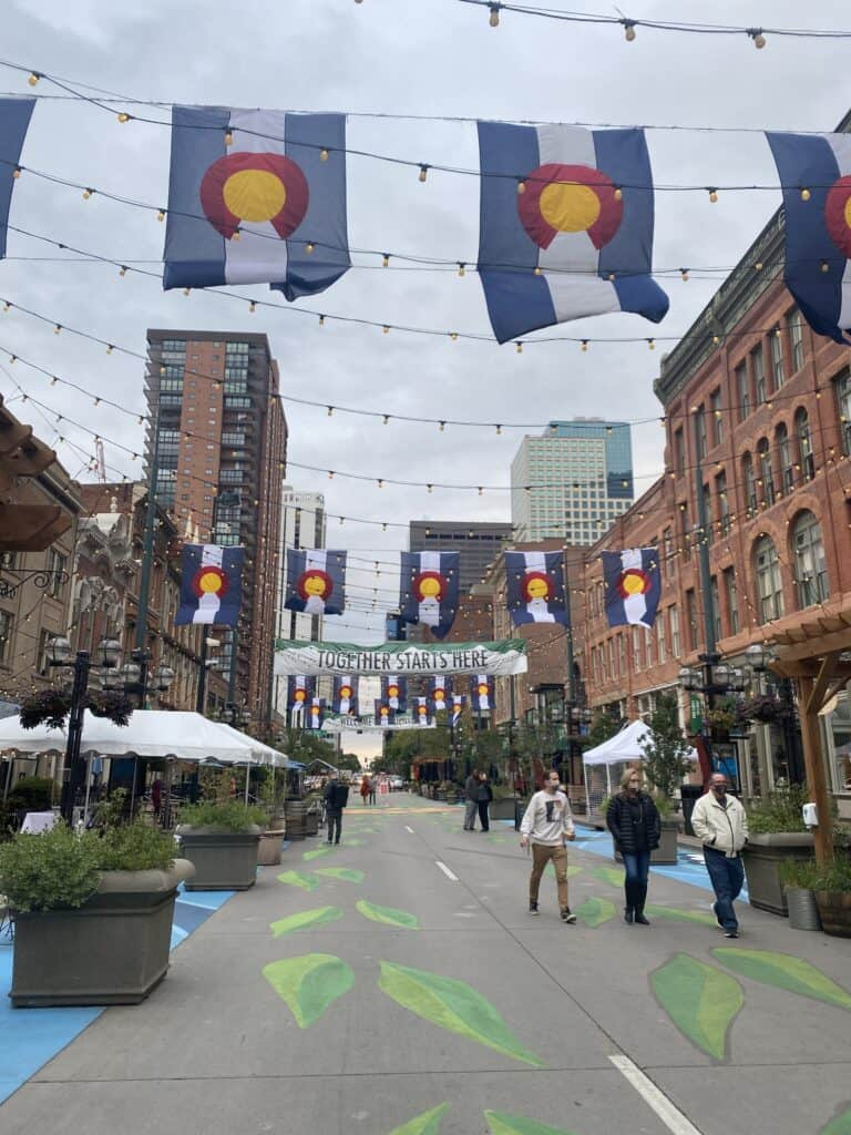 Larimer Square Denver Review
