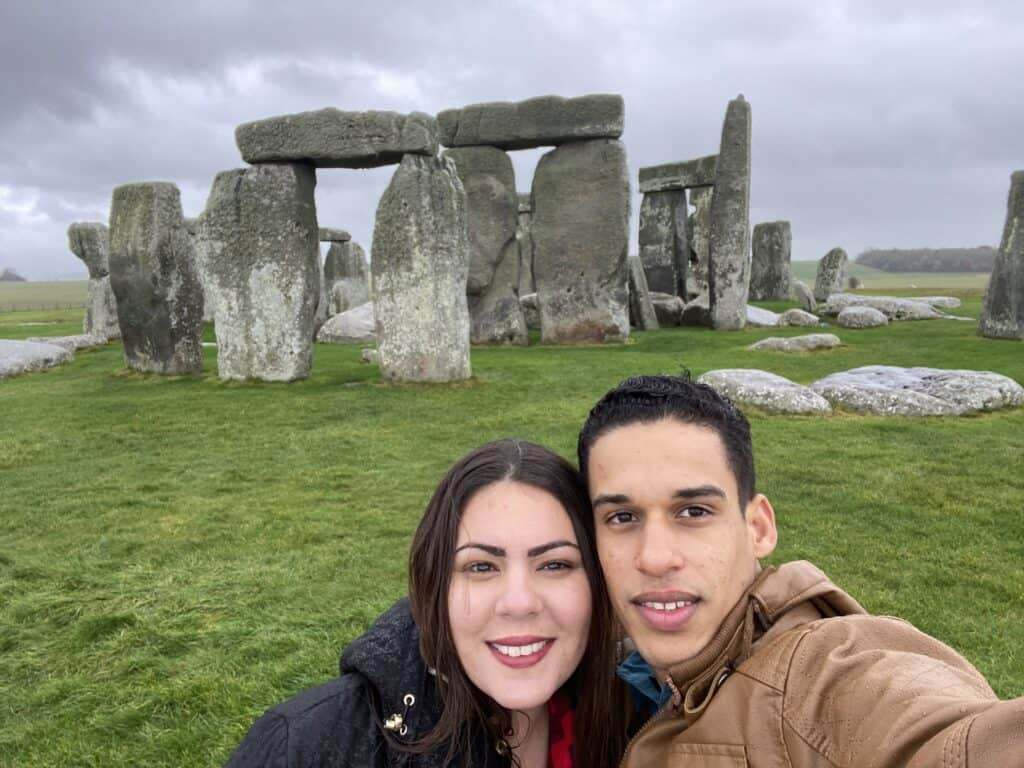 Day Trip from London to Stonehenge