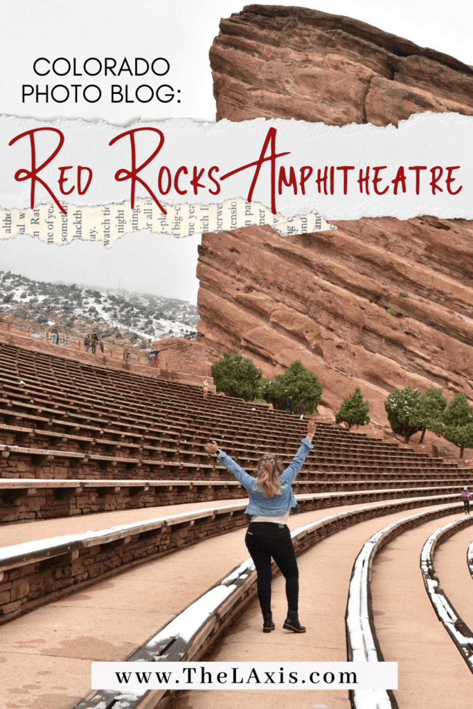 Exploring Red Rocks Amphitheatre a photo blog