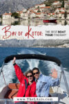 The best boat tour in the Bay of Kotor