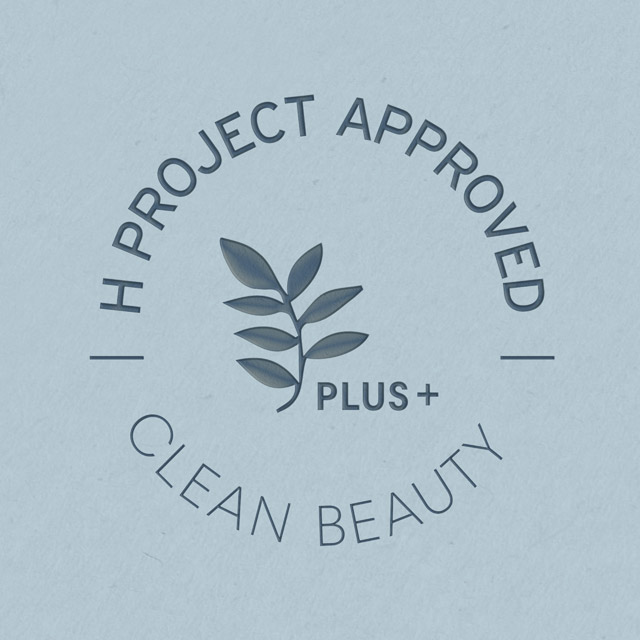 H Project Clean Beauty Plus logo design Thumbnail
