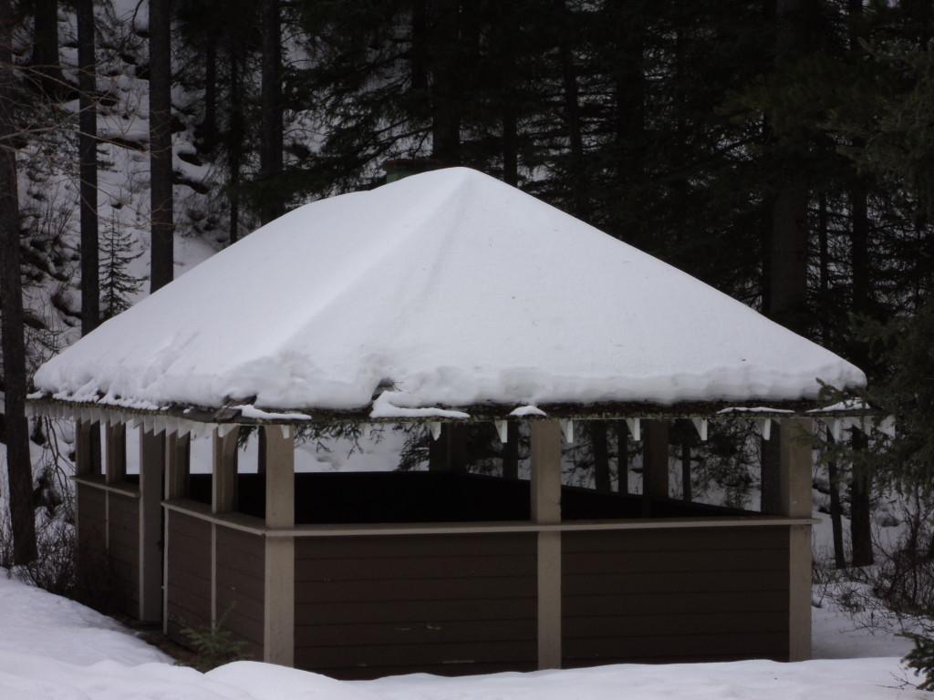 Sundance Cayon picnic shelter