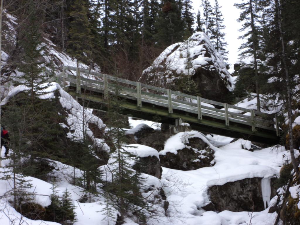 Sundance Canyon Bridge