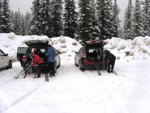 Lake Louise - Cross Country Skiing - Photo # 3