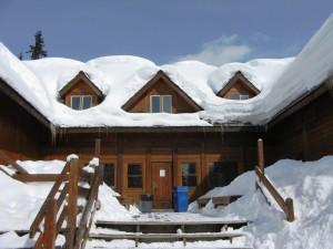 Lake Louise - Temple Lodge
