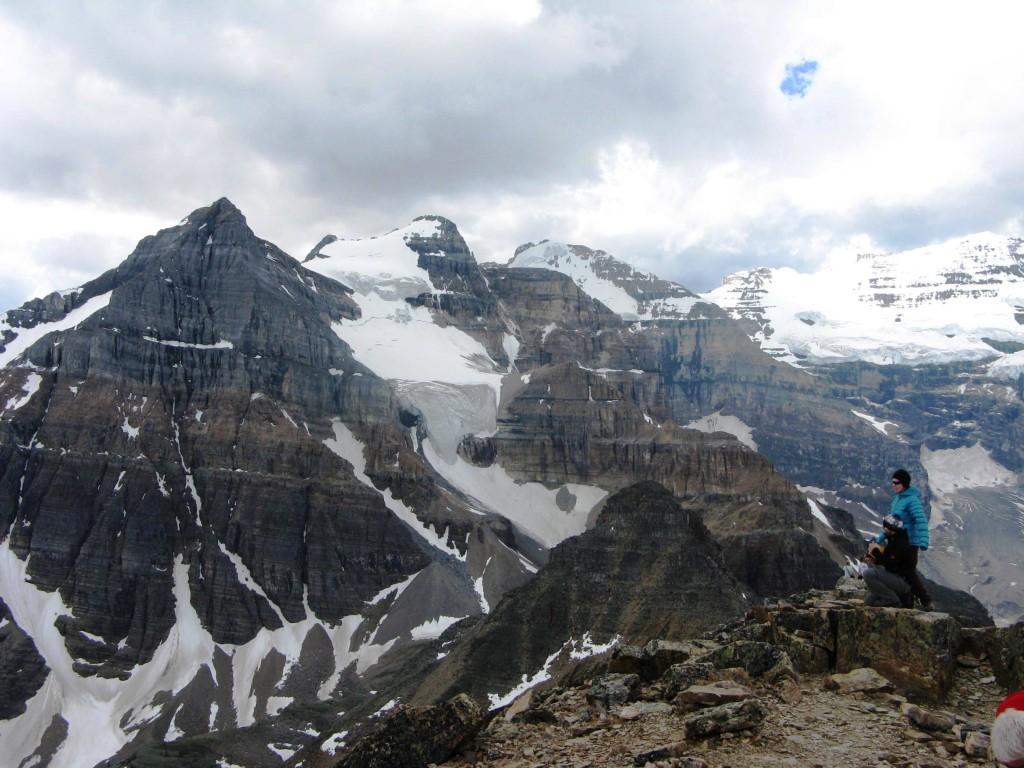 Mt Aberdeen & Mt Hado