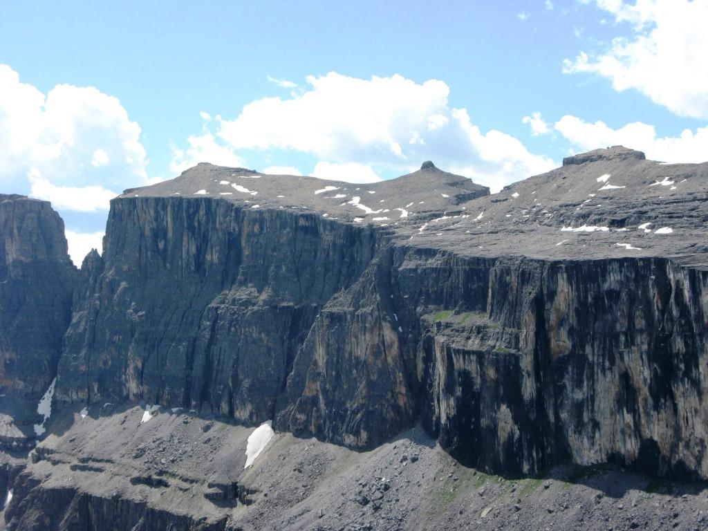 Castle Mountain Summit