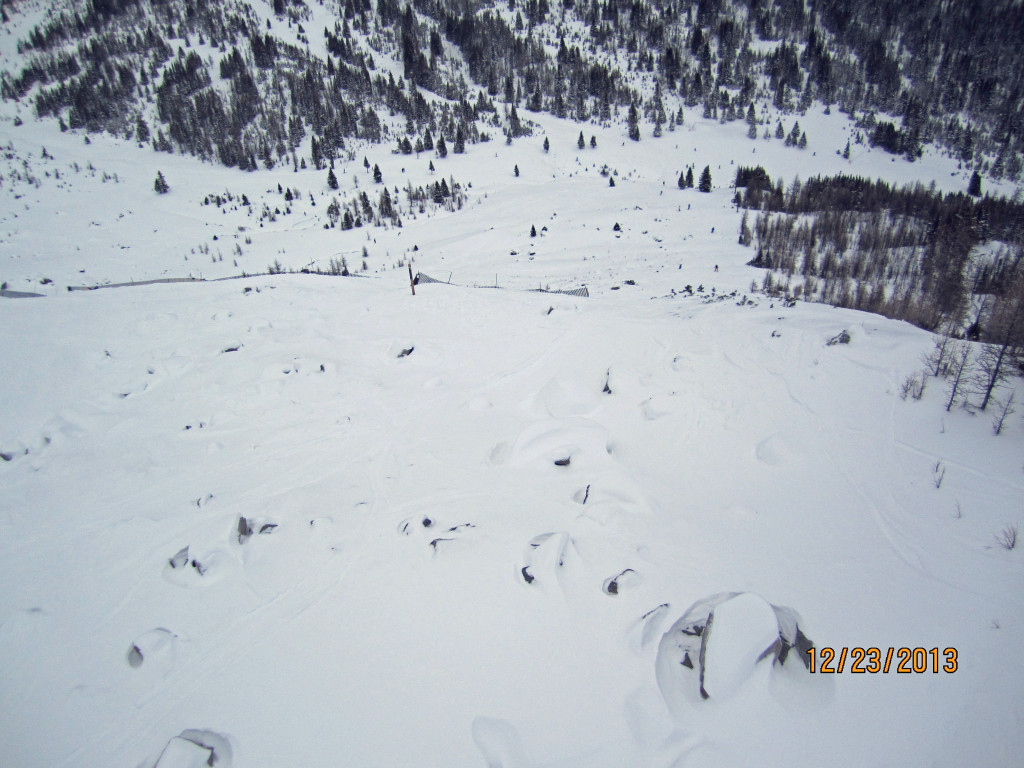 Conditions under Paradise Chair