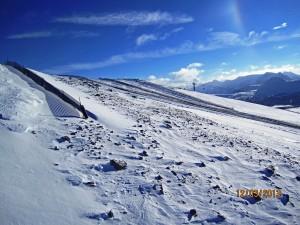 Rocks To Cover Angel Ecstacy run- Sunshine Village