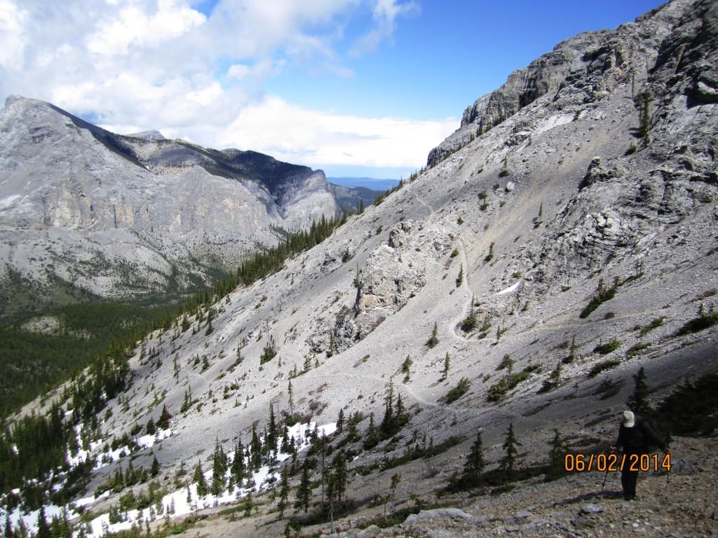 Mt Doom & Wendel in CMC valley