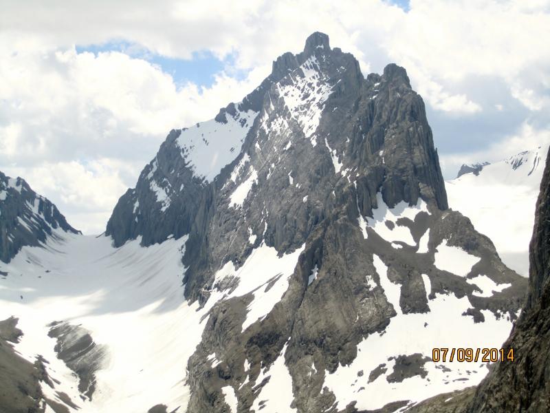 French & Robertson Glacier