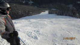First Ski at Lake Louise 2017/2018
