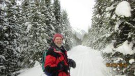 Cascade Fire Road to Stoney Creek Cabin