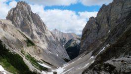 Cory Pass Hike Banff