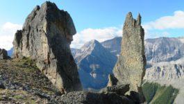 Mt Allan Centennial Ridge Traverse