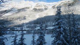 Ross Lake Snowshoe
