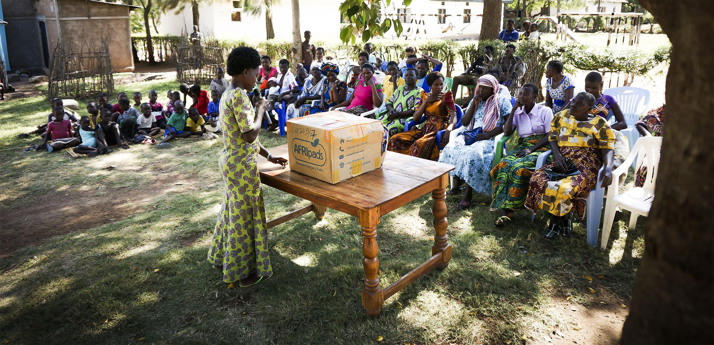 tanzania female hygiene management