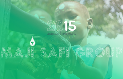 2105 Annual Report Maji Safi Group