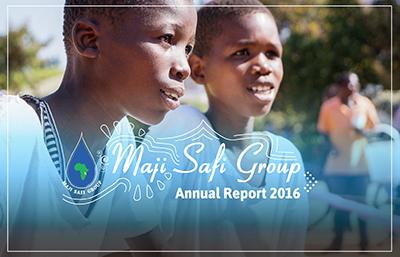 2016 Maji Report Cover