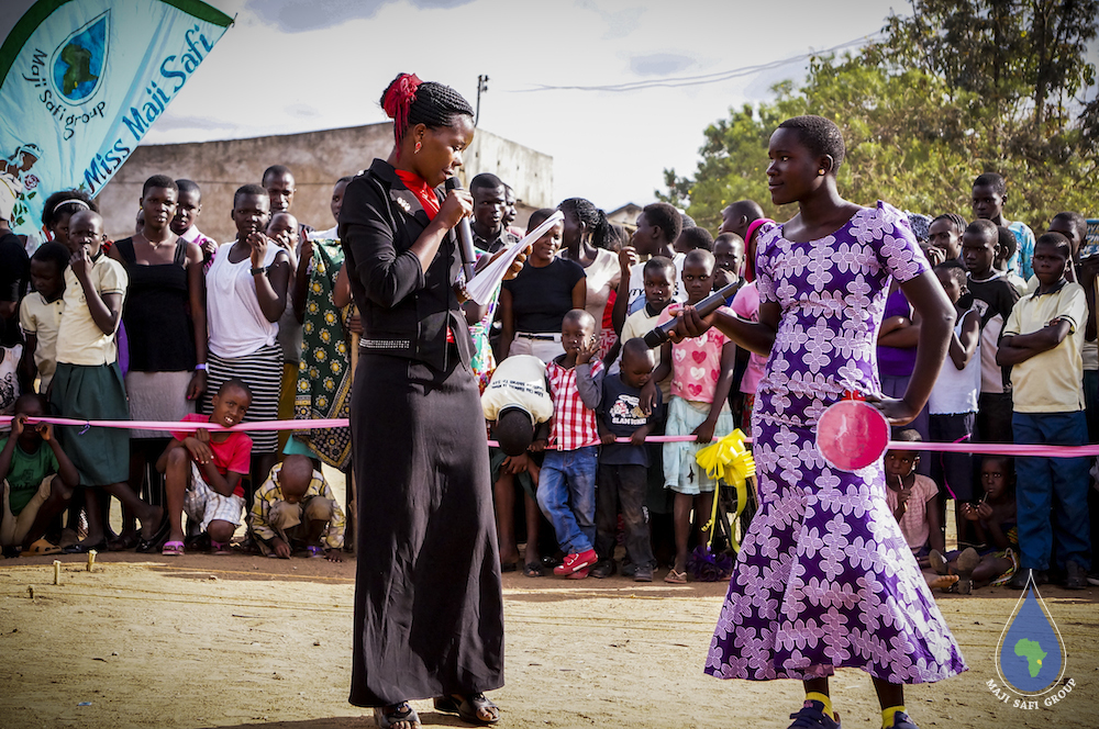 tanzania female hygiene education