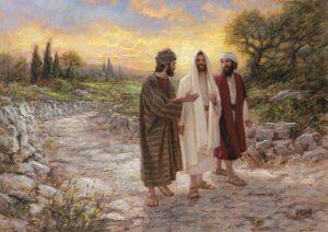 Luke 24:13-35