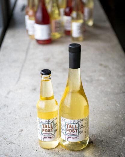 Tall Post Craft Cider, Local Hard Cider, Hard Cider