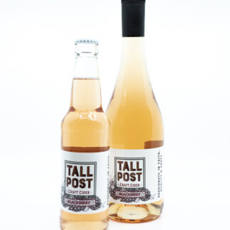 Blackberry, Tall Post Craft Cider, Hard Cider